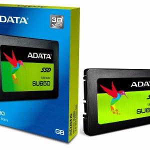 SSD ADATA SU650 120GB SATA3 520-450MB-S