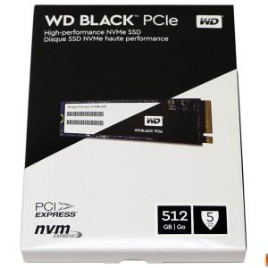 Disco SSD WD Black 256Gb NVMe-PCIe-M.2 -2050R-700W-170K-130K IOPs