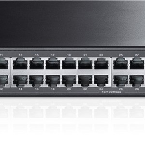 Hub-Switch TP-Link 48 portas 10-100 Rack19' - TL-SF1048