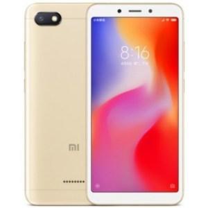 Smartphone XIAOMI Redmi 6A 5.45' HD+ 2Gb-16Gb 5MP-13MP Android 7.1.2 Gold