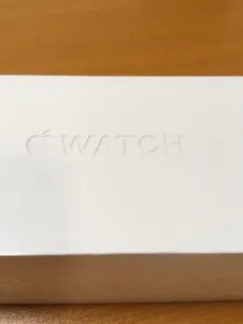 Apple Watch 4が売り切れ?いや、余裕で手に入れましたよ。