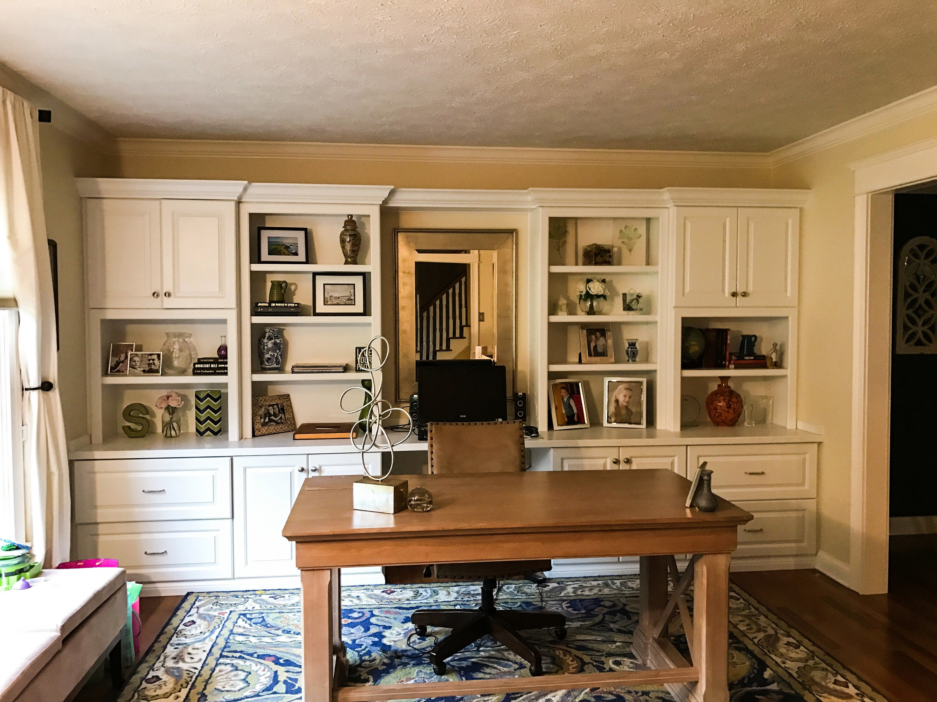 Home Office Cabinets Carmel, Fishers, Westfield, & More