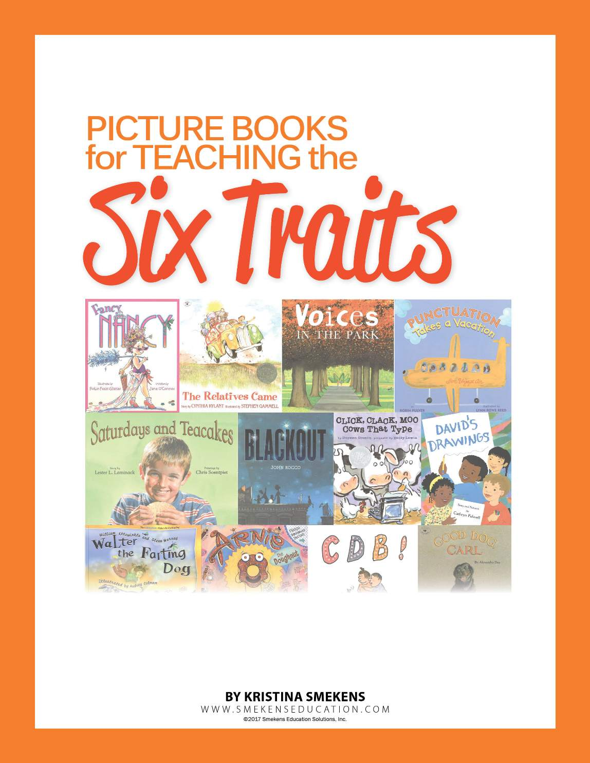 Download Kristina S Favorite Picture Books For Teaching