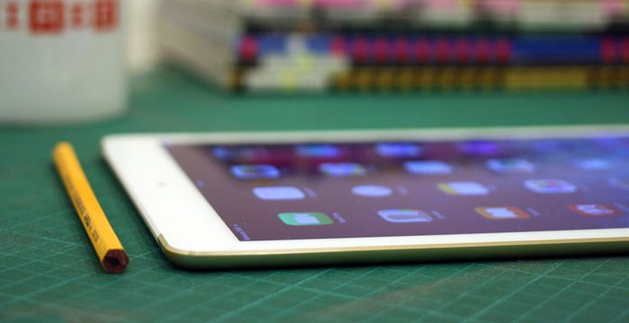 El uso del iPad mejora el aprendizaje?