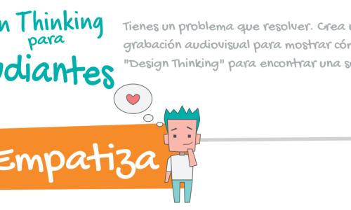DESIGN THINKING: Plantillas para usar en el aula