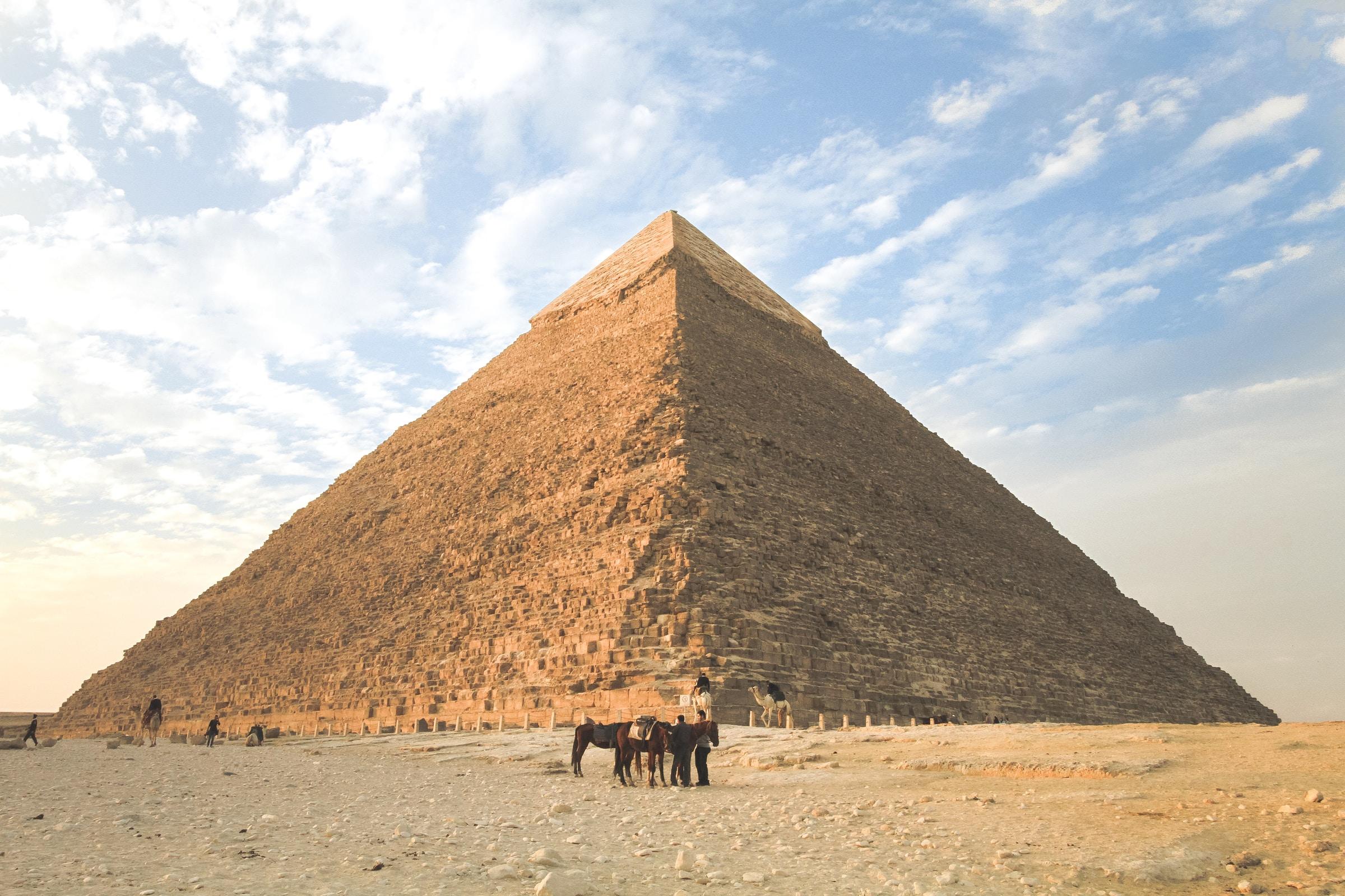 Pyramid of Khafre