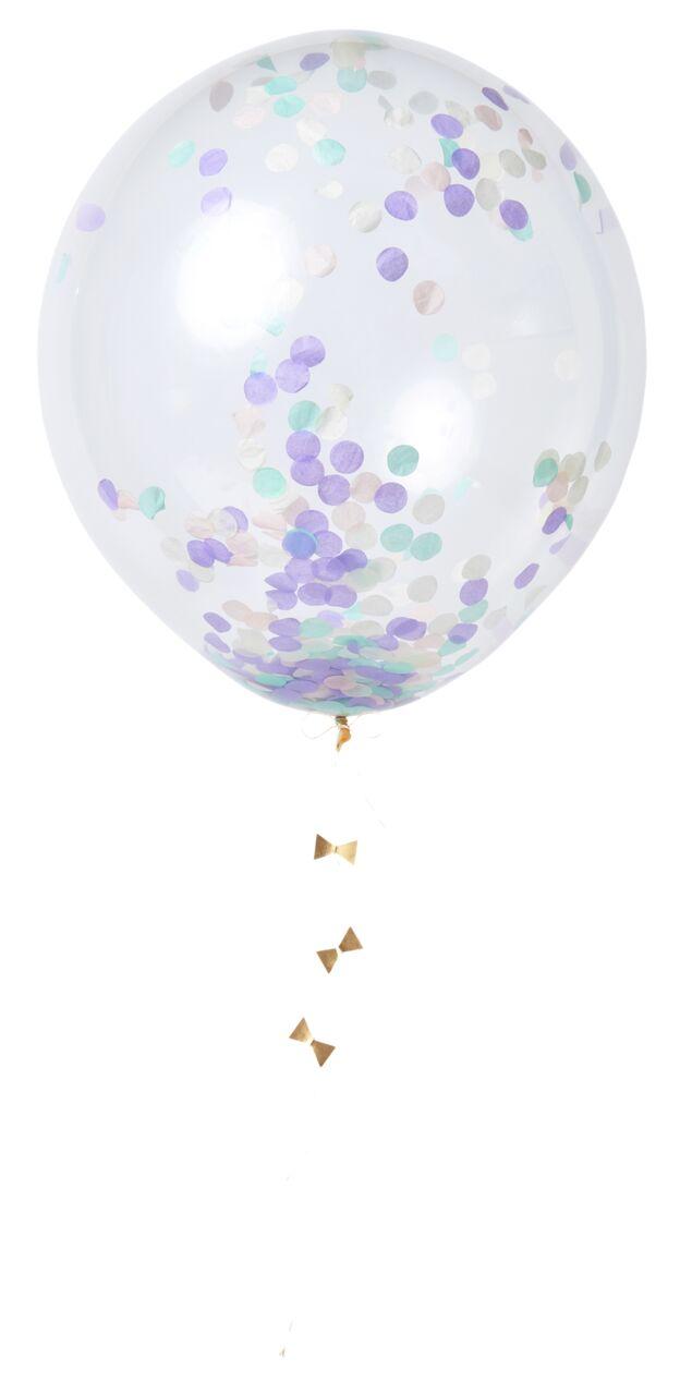confetti lilA
