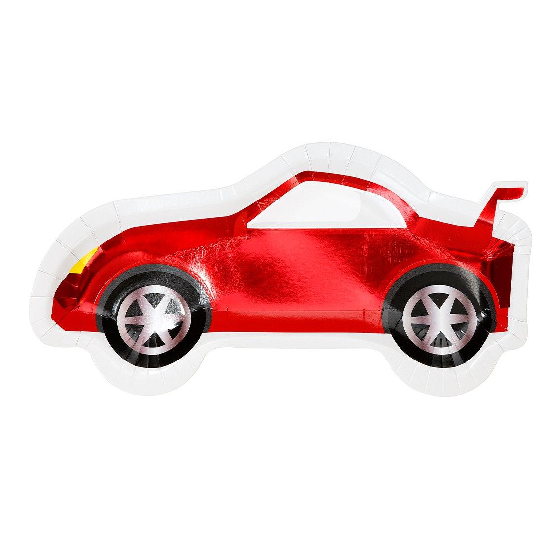 Platos coches