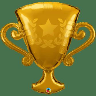 Globo Foil Copa Campeones