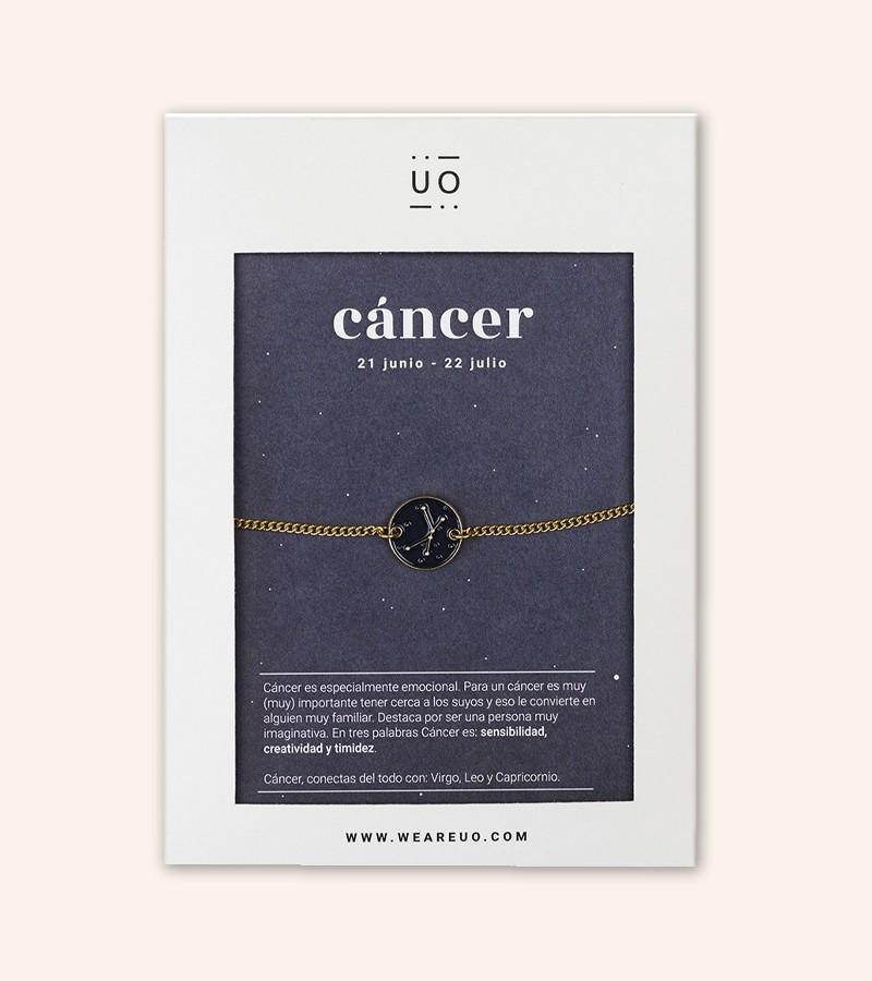 pulsera charm cancer