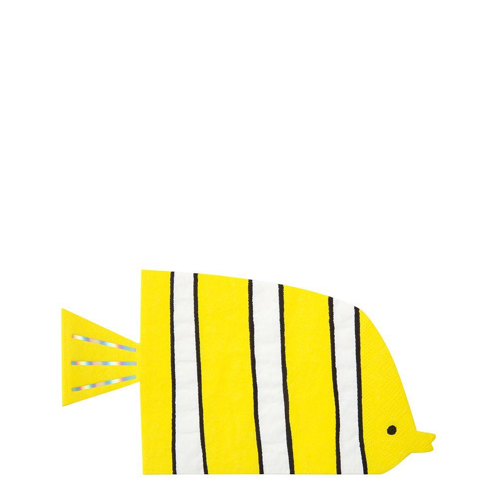 Servilletas de pez