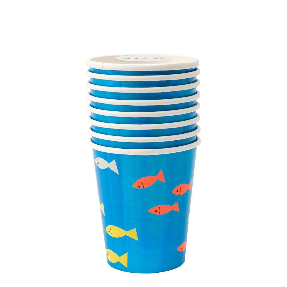 vasos peces