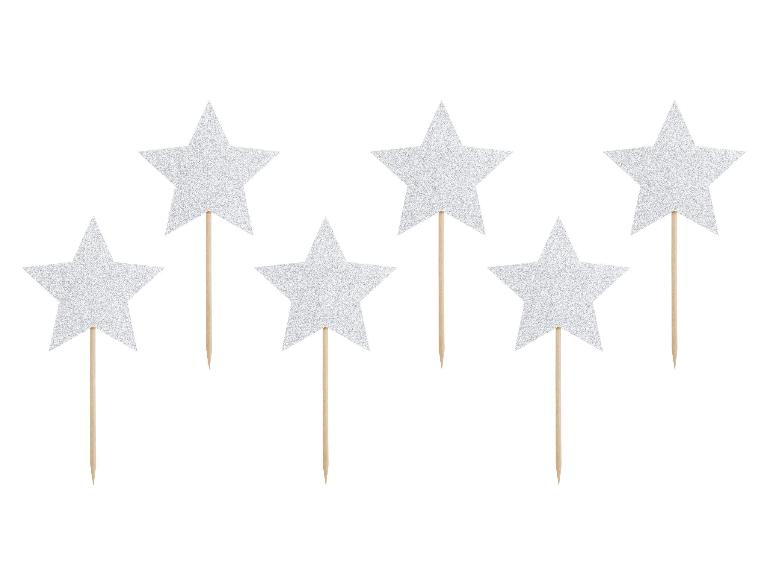 topper estrellas