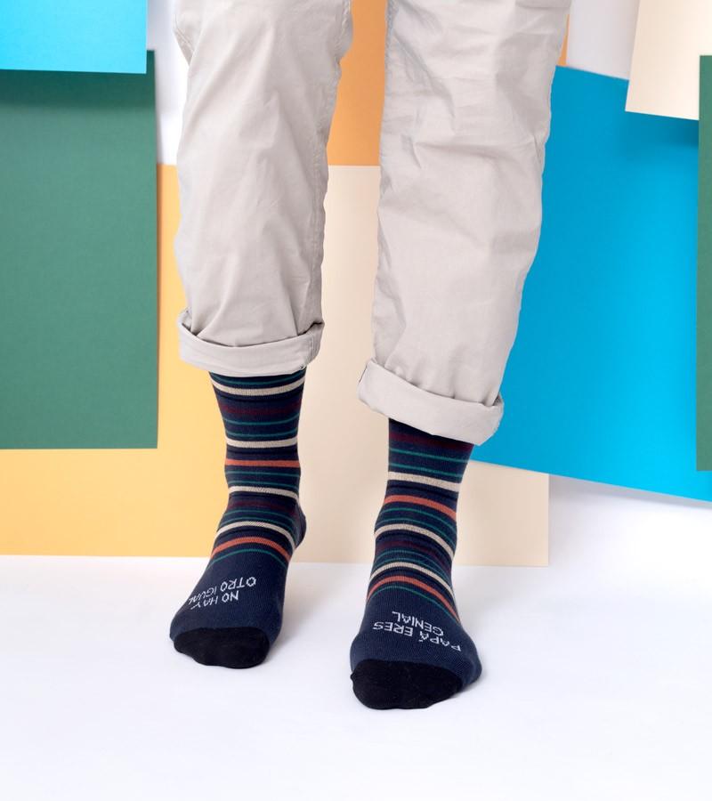 calcetines-papa-eres-genial-no-hay-otro-igual-teja (1)