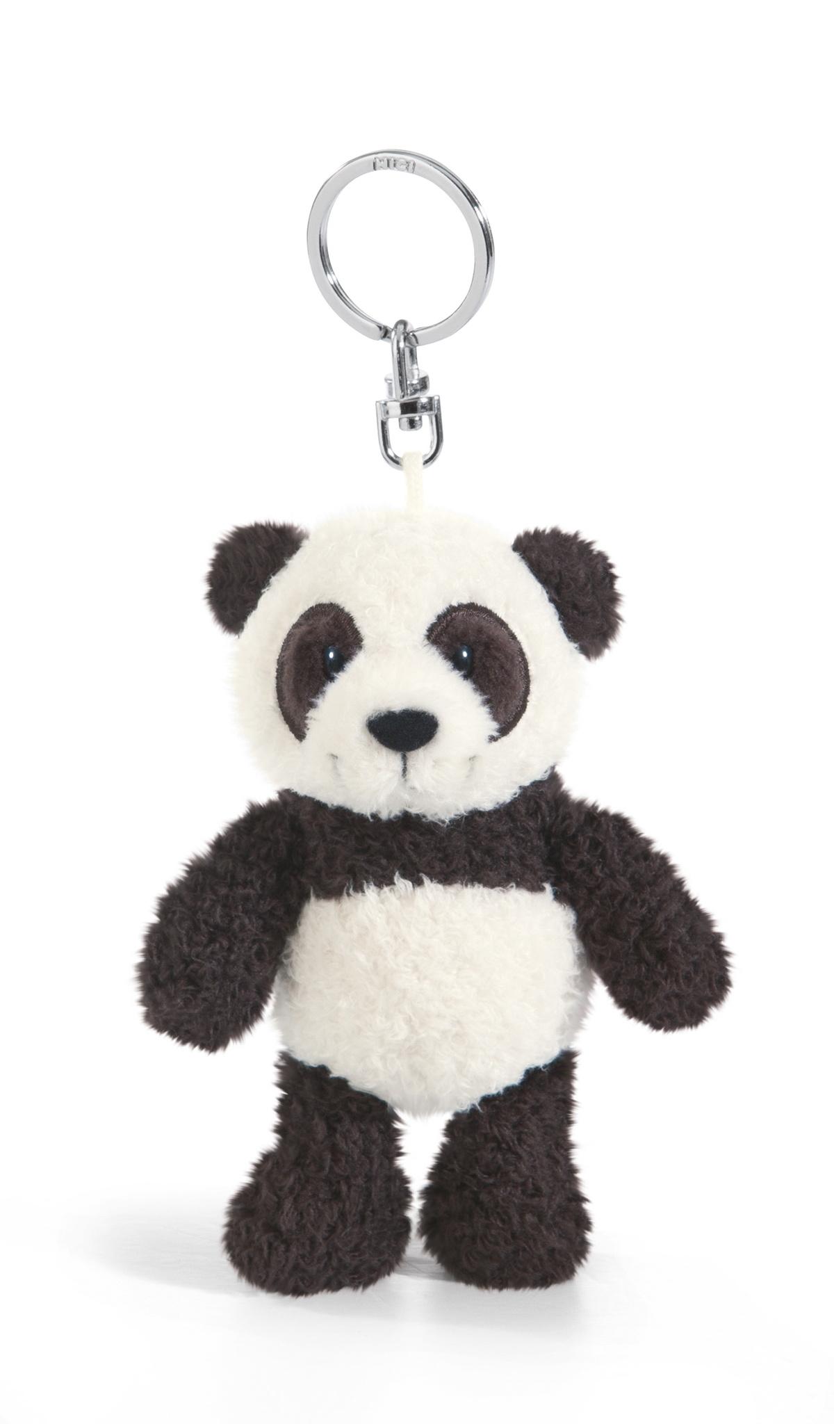 llavero oso panda