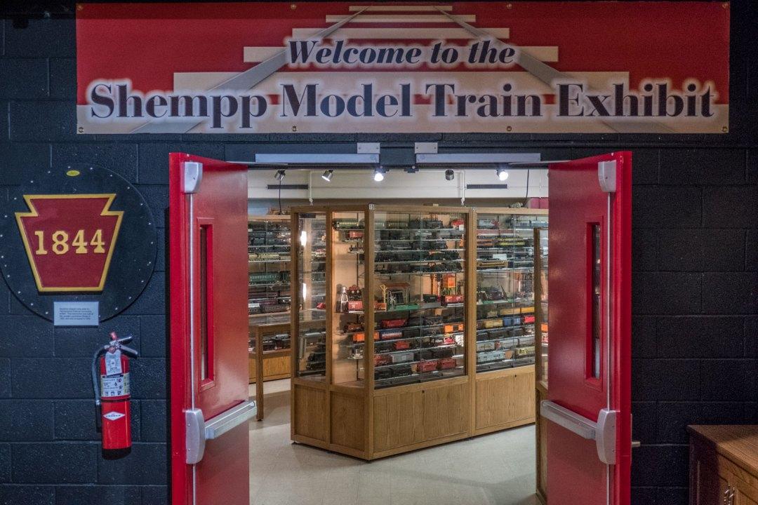 Shempp Model Train Exhibition