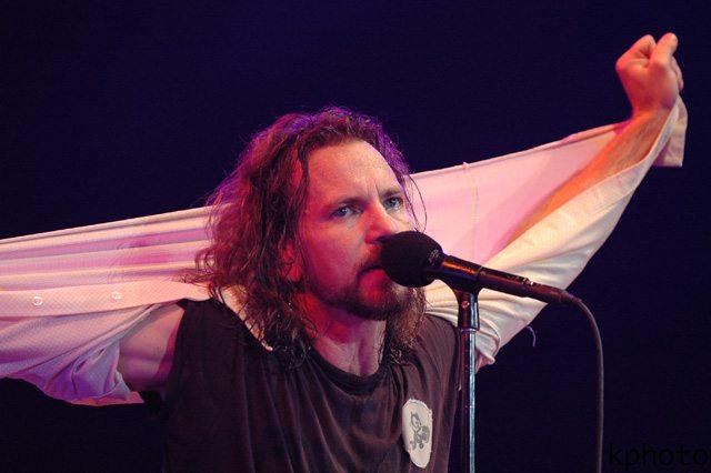 Pearl Jam: My Dream Setlist