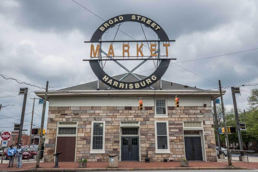 Broad Street Market Harrisburg