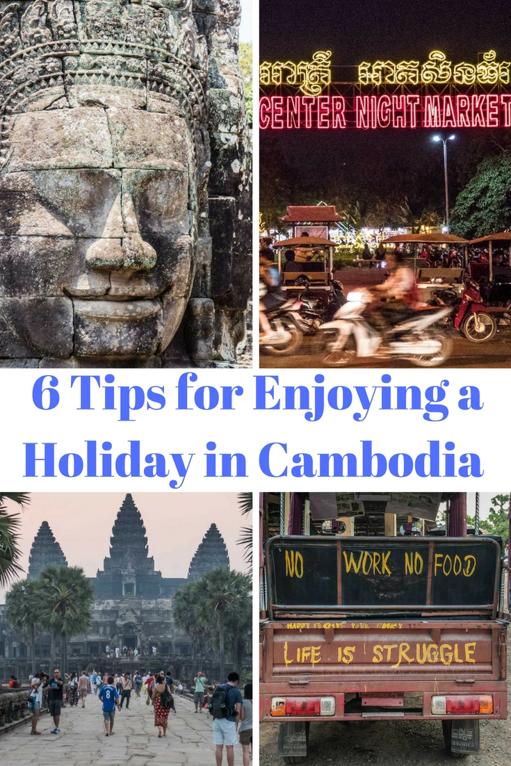 Pinterest 6 Tips for Enjoying a Holiday in Cambodia