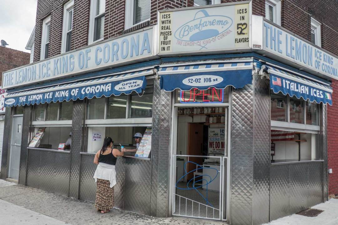 The Lemon Ice King of Corona