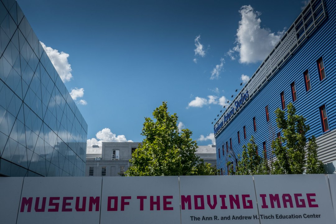Museum of the Moving Image Kaufman Astoria Studios Queens New York City