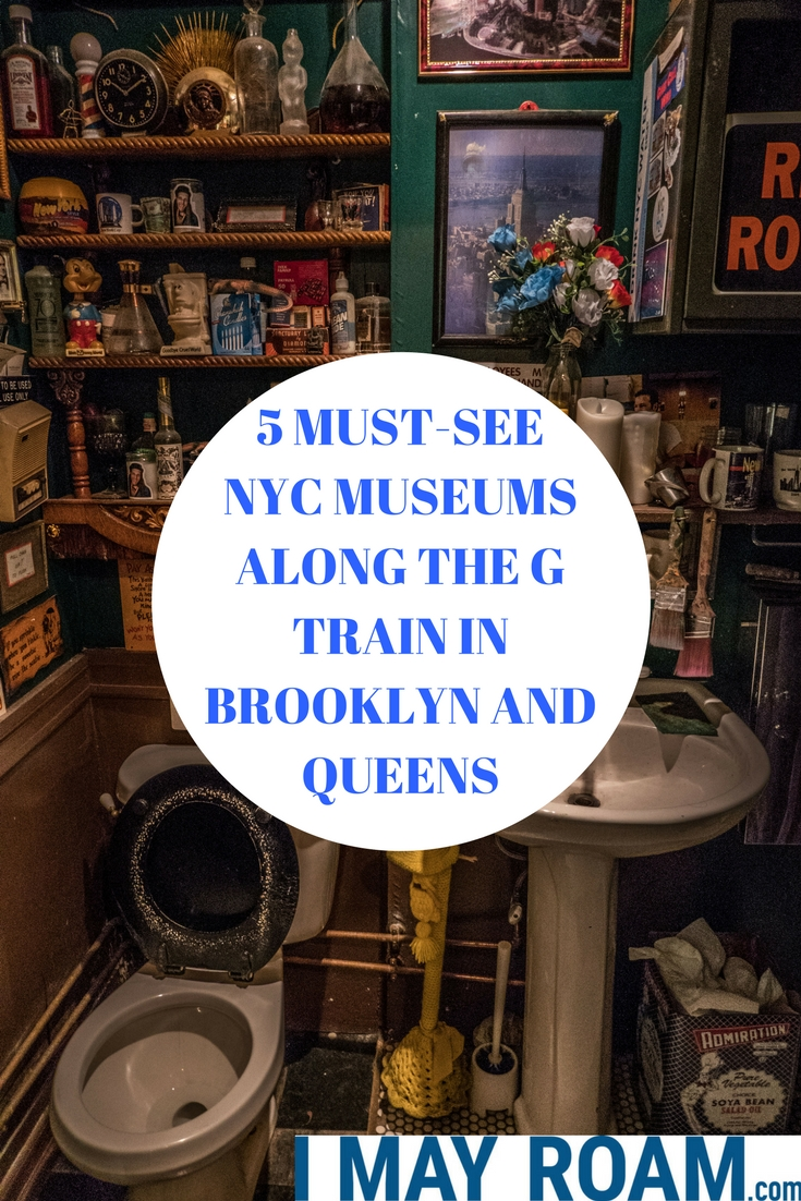 Pinterest - 5 MUST-SEE NYC MUSEUMS ALONG THE G TRAIN IN BROOKLYN AND QUEENS