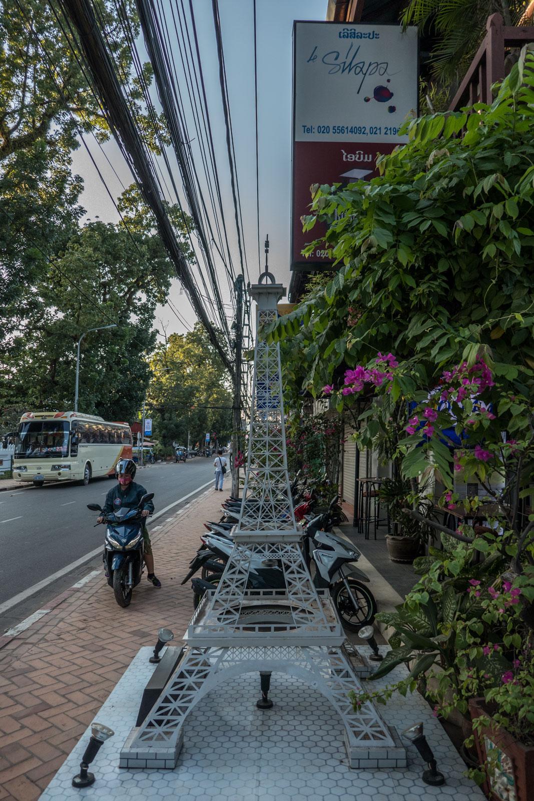 Le Silapa Vientiane Laos