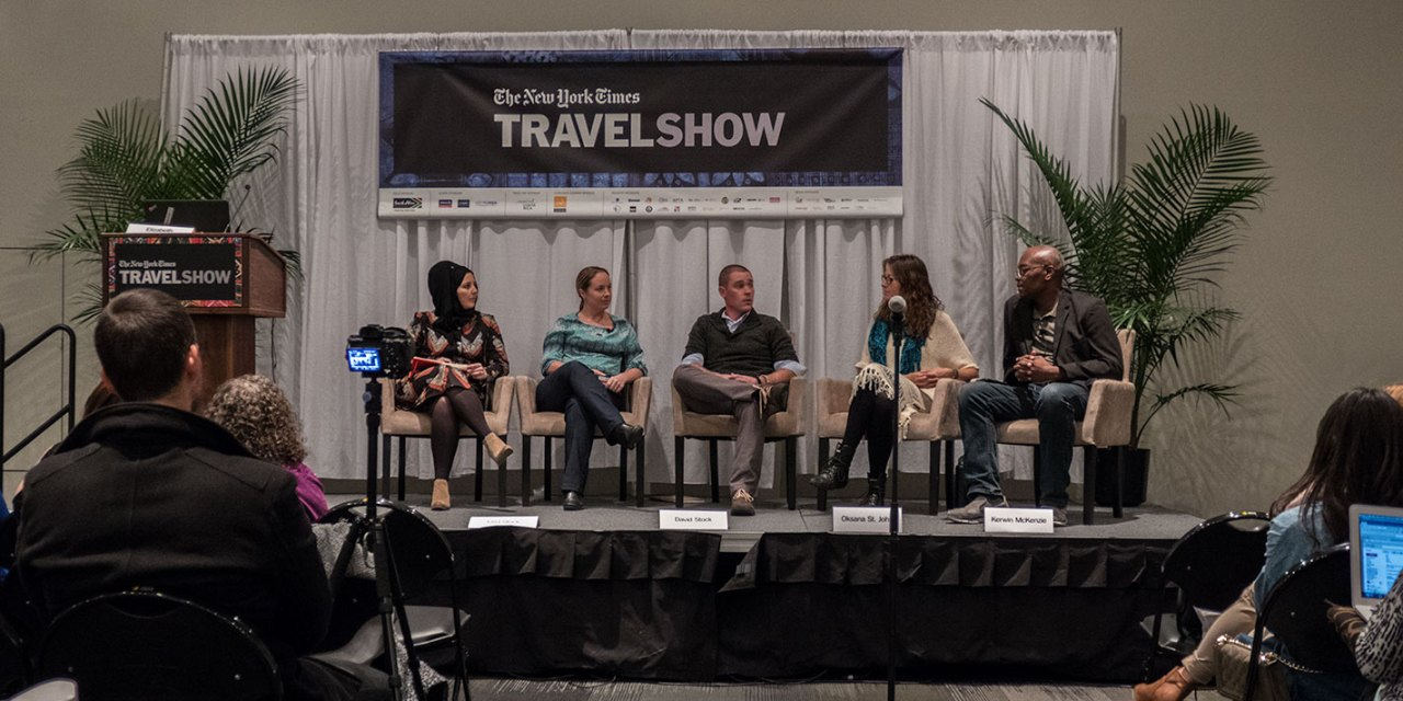 The 2017 New York Times Travel Show: A Review