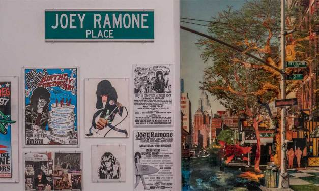 11 Ramones Landmarks in Manhattan & Queens, New York City