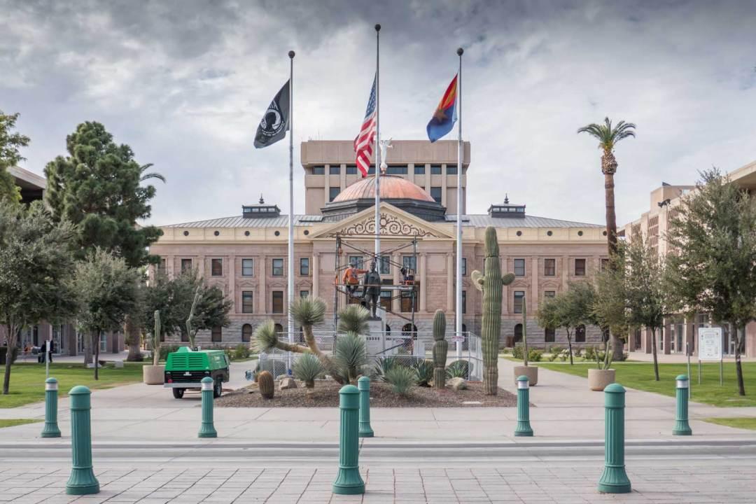 Arizona Capitol Museum Phoenix