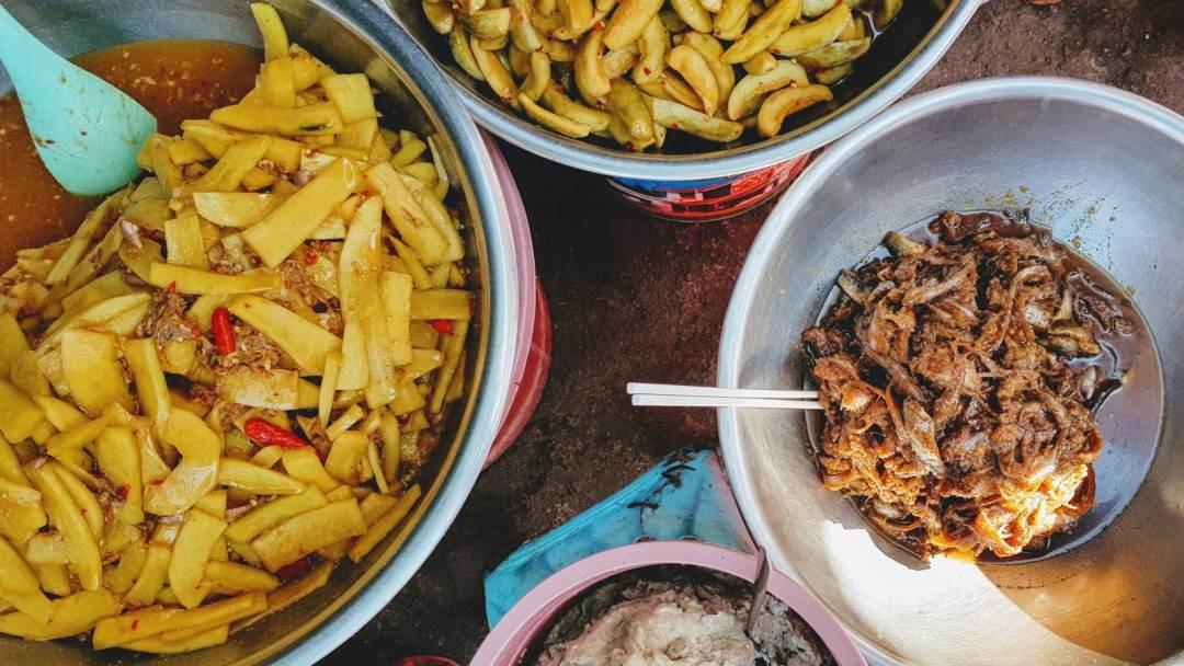 pickles Cambodian Cuisine