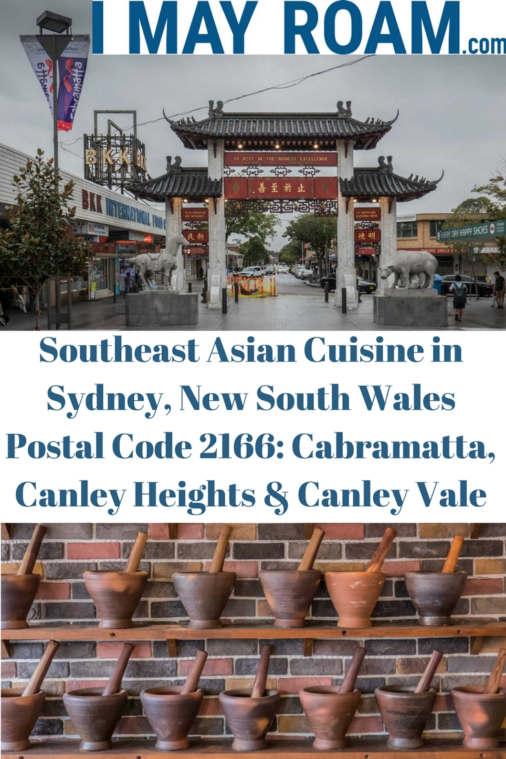 Pinterest - Southeast Asian Cuisine in Sydney, New South Wales Postal Code 2166: Cabramatta, Canley Heights, and Canley Vale