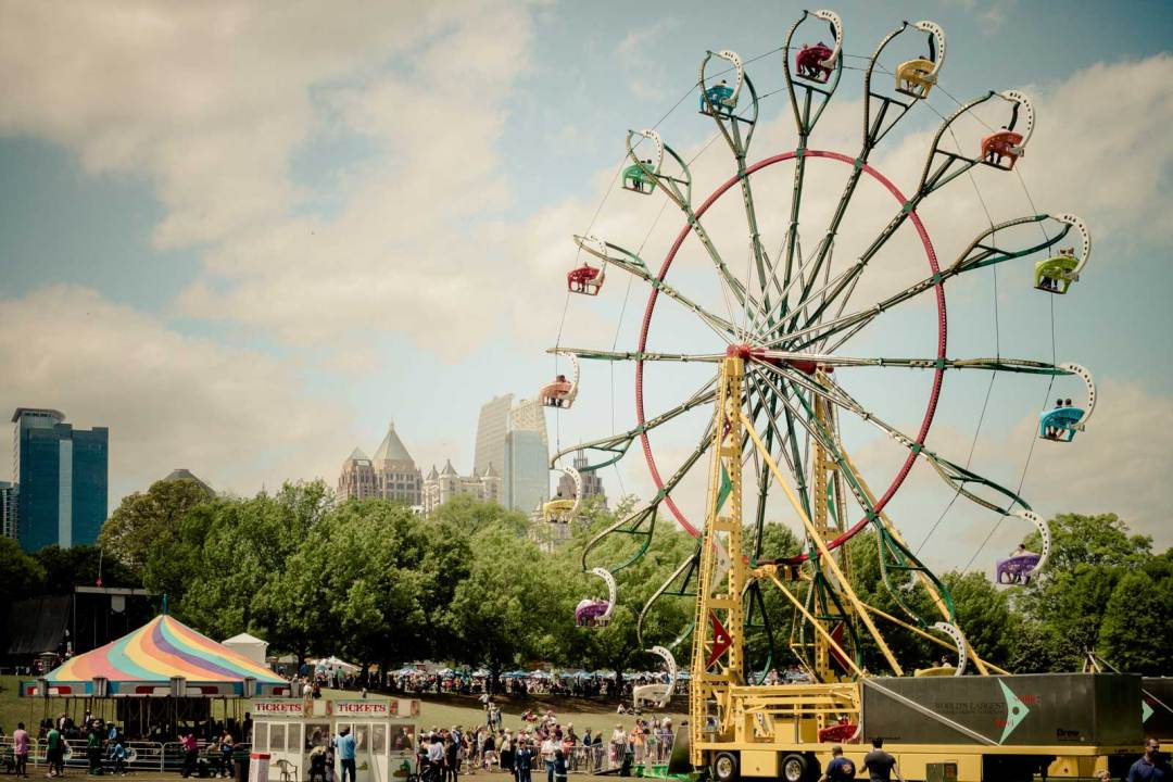 family-friendly attractions in Atlanta Georgia