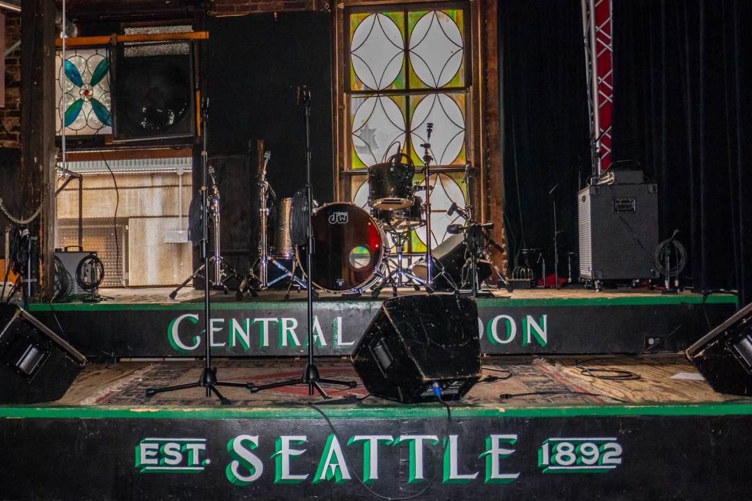 Central Saloon Seattle
