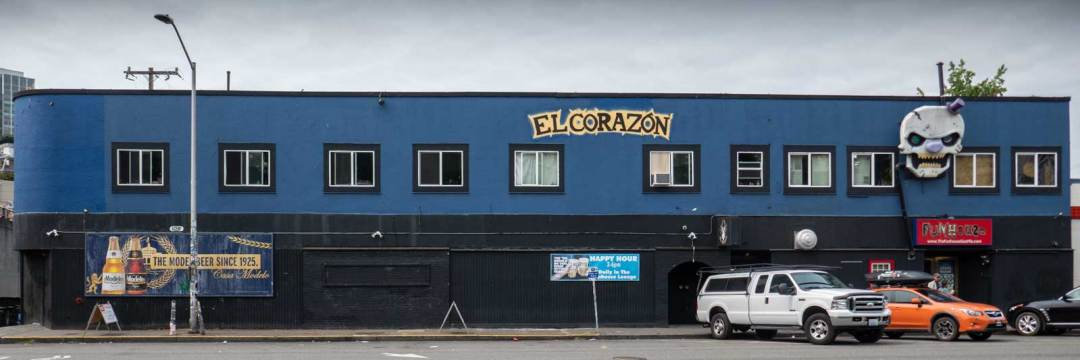 El Corazon (the former Off Ramp) Seattle