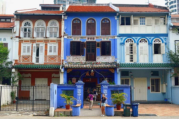 Baba House Chinatown Singapore