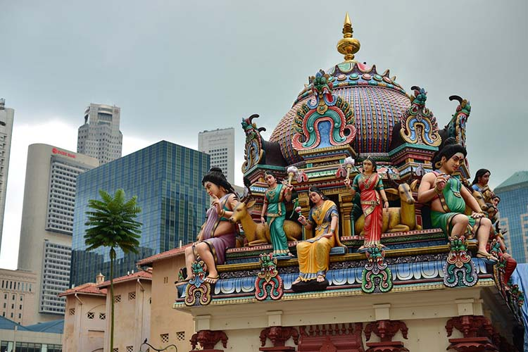 Mariamman Temple Singapore