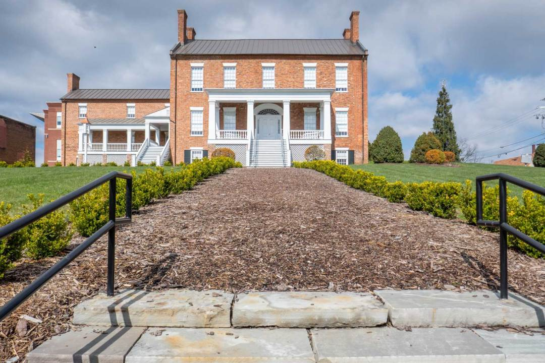 Dickson Williams Mansion Greeneville Tennessee