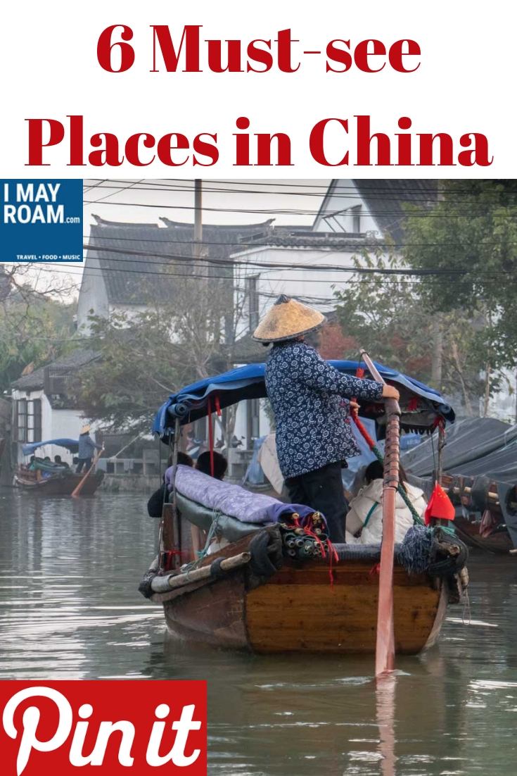 Pinterest 6 Must-see Places in China