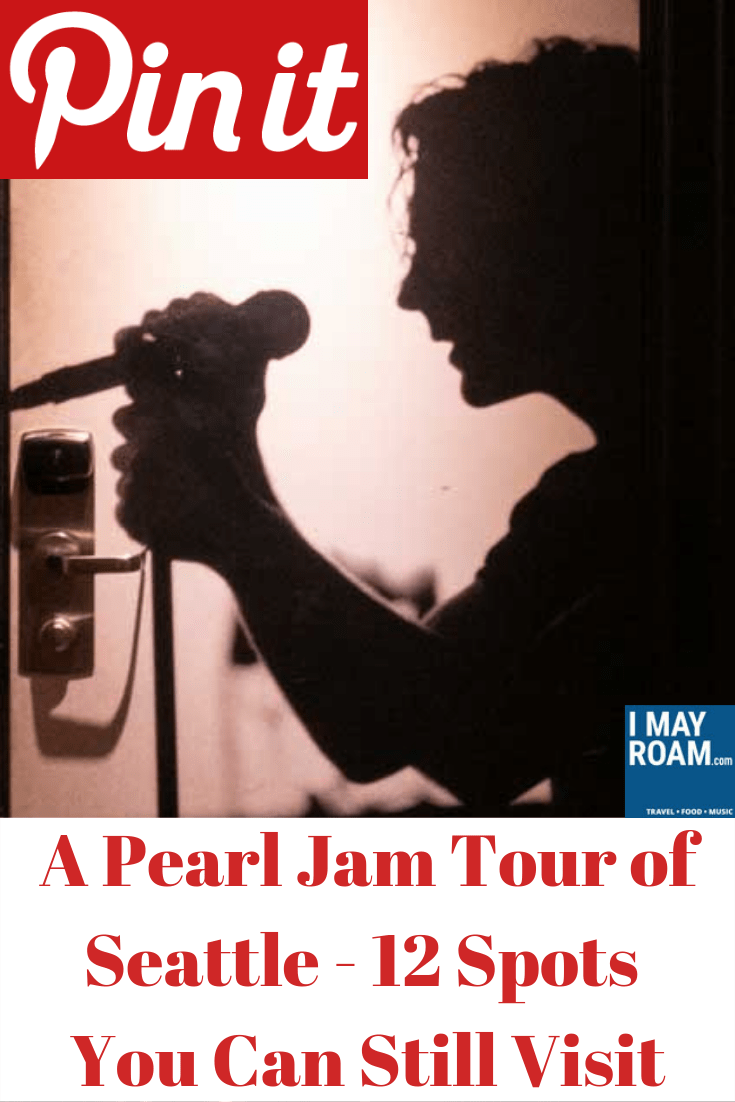 Pinterest A Pearl Jam Tour of Seattle 12 Spots You Can Still Visit
