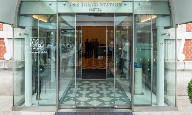 Tokyo Hotel Review: The Tokyo Station Hotel in Chiyoda City