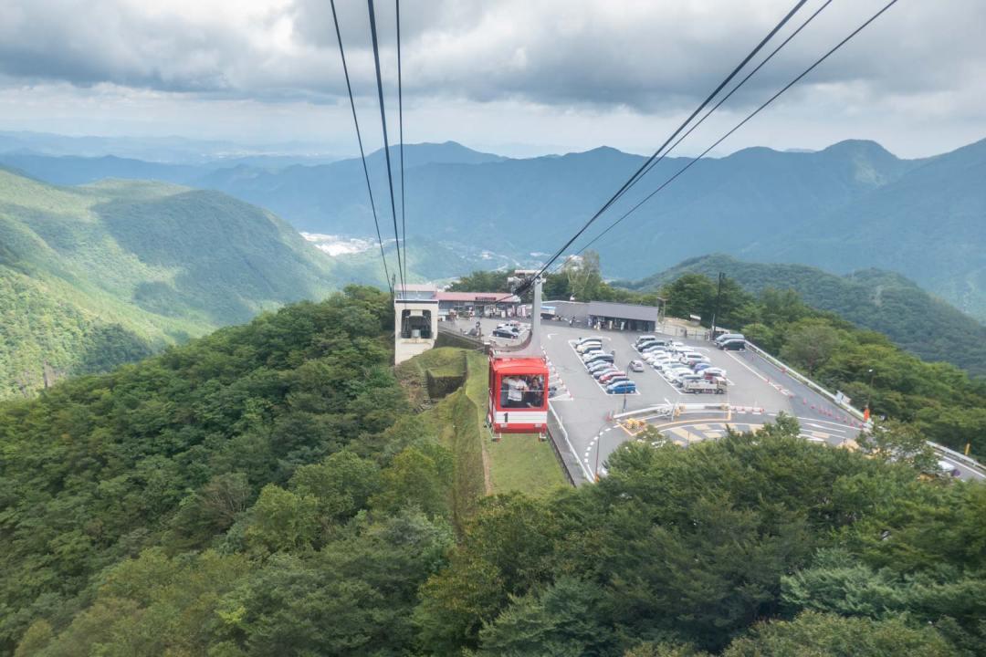 Akechidaira Ropeway Nikko