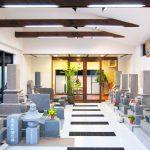 中村石材|石材店、墓石屋付き住宅のショールームの新築設計、デザイン