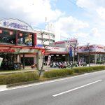 バイクショップの店舗設計、デザイン