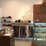 衣料品セレクトショップの店舗改装デザイン、増築設計