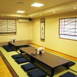 岐阜県揖斐郡池田町で座敷席のあるうなぎ屋の店舗改装デザイン、設計