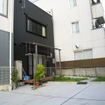 名古屋市港区の店舗併用住宅、バリアフリー住宅の新築設計、店舗デザイン