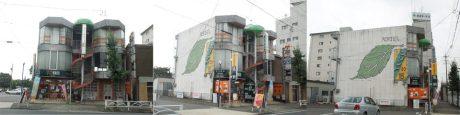 古いテナントのリノベーション前の事務所ビル|愛知県春日井市