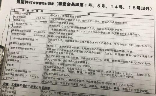 デイサービスの建築許可申請|愛知県一宮市