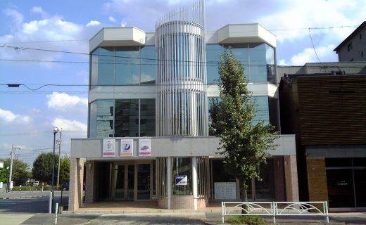 テナント事務所ビルの改装、再生、リノベーションデザイン|愛知県春日井市